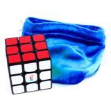 Мешочек для кубика | Велюровый синий