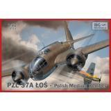 IBG 72511 Польский средний бомбардировщик PZL 37A Łoś (Лось)