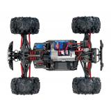 Автомобиль Traxxas Summit Monster 1:16 RTR 320 мм 4WD TSM 2,4 ГГц (72054-5)