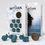 Набор кубиков Q Workshop The Witcher Dice Set. Yennefer - Sorceress Supreme