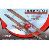 MRG 481306 Самолет Halberstadt_CL.II 1/48