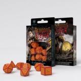 Набор кубиков Dragon Slayer Red & orange