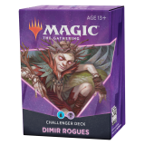 МТГ (АНГЛ): Челенджер Колода 2021 (Challenger Decks 2021) Dimir Rogues
