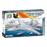 Конструктор COBI Топ Ган 2 Истребитель-бомбардировщик F/A-18E/F