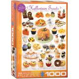 Пазл Eurographics Угощения на Хэллоуин, 1000 элементов
