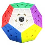 QiYi X-Man Megaminx Galaxy V2 L sculpted | Мегаминкс икс мен