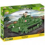 Конструктор COBI Пехотний танк Валентайн, 406 деталей