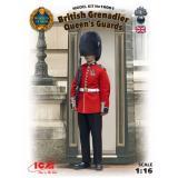 Гренадер королевской гвардии Великобритании (ICM 16001)