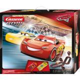 Автотрек Carrera GO!!! Тачки 3 Быстрые друзья, длина трассы 5м