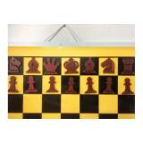 Демонстрационные шахматы 80 см