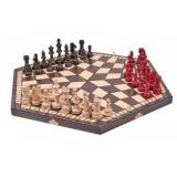 Шахматы Тройные 47 см