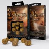 Набор кубиков Steampunk brown/yellow