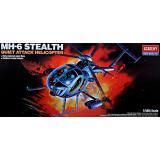 Вертолет MH-6 Stealth (ACADEMY)
