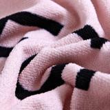 Мягкое полотенце / пляжное / банное Victoria's Secret (Виктория Сикрет) розовое pvs5