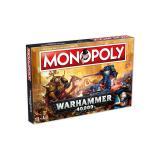 Официальная настольная игра Monopoly WARHAMMER 40K
