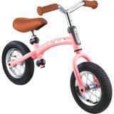 Беговел GLOBBER серии GO BIKE AIR, пастельный розовый, до 20кг, 3+, 2 колеса