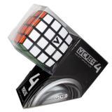V-CUBE 4х4 black | Кубик 4х4х4 черный круглый