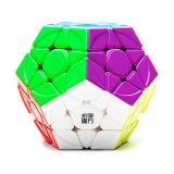 YJ YuHu 2М Megaminx Stickerless | Мегаминкс магнитный YJ