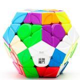YJ YuHu 2М Megaminx Stickerless | Мегаминкс магнитный YJ