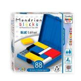 Eureka! Ah!Ha Mondrian Blocks blue | Головоломка Блоки Мондриана (голубой)
