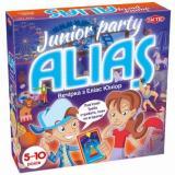 Юниор Пати Алиас (Junior Party Alias) (укр.)