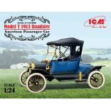 Американский пассажирский автомобиль Model T 1913 Roadster (ICM)