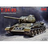 Средний танк Т-34-85, 2 МВ (ICM 35367)