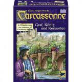 Carcassonne: Graf, Konig und Konsorten (Каркассон: Граф, король и служители культа)