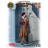 Швейцарский гвардеец стражи Ватикана (ICM 16002)