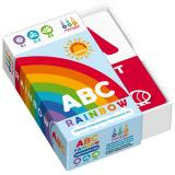 ABC rainbow. Английская азбука + ПОДАРОК