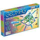 Geomag Color 91 детали | Магнитный конструктор Геомаг