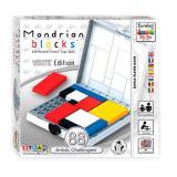 Eureka! Ah!Ha Mondrian Blocks white | Головоломка Блоки Мондриана (белый)
