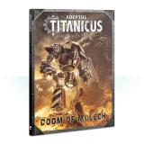 ADEPTUS TITANICUS: DOOM OF MOLECH (ENG)