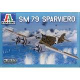 ITA 1290 Самолет S.79 Sparviero
