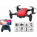 Smart Drone Z10 Red – мини-дрон с 2МП HD-камерой, FPV, барометром