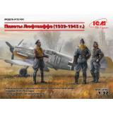 Пилоты Люфтваффе, 1939-1945 г. (ICM 32101)