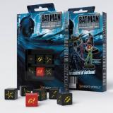 Набор кубиков Batman Miniature Game - D6 Batman Dice Set