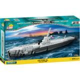 Конструктор COBI Подводная лодка Ваху (SS-238), 700 деталей