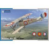 SH 48184 Самолет Nieuport Nie 10 двухместный