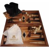 Набор Manopoulos Шахматы + шашки + нарды (TS3MBLA)