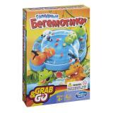 Дорожная игра Голодные бегемотики CBGames