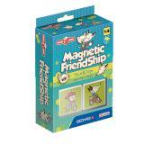 Geomag MAGICUBE Oscar&Chips PARK 2 кубика | Магнитные кубики Парк
