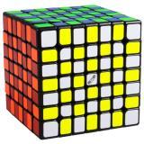 QiYi WuJi 7x7 black   кубик 7х7
