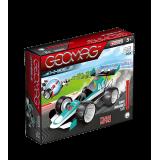 Geomag WHEELS Nitro 25 деталей | Магнитный конструктор Геомаг
