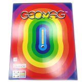 Geomag Masterbox 248 детали белый | Магнитный конструктор Геомаг