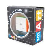 Smart Cube 2х2 Magnetic | Магнитный кубик без наклеек