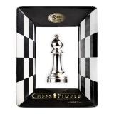 Металлическая головоломка Слон (Офицер) | Chess Puzzles