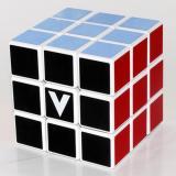 V-CUBE 3х3 White | Кубик 3х3 белый плоский