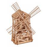 Трехмерный пазл Wood Trick Механическая мельница (1a)