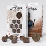 Набор кубиков Q Workshop The Witcher Dice Set. Geralt - Roach's Companion